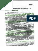 Conferencia I   Conferencia XX - S  Freud