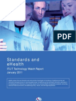 Standards and eHealth