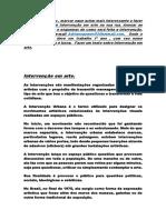 Arte Primeiro ano primeiro bimestre .pdf