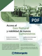 Acceso al Gas Natural