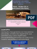 TEORIA DE LA IMPUGNACIÓN
