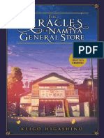 The Miracles of the Namiya General Store by Keigo Higashino.epub