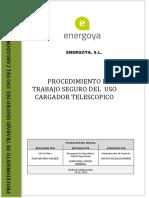 PROCEDIMIENTO DE TRABAJO SEGURO DE MANIPULADOR TELESCOPICO.pdf