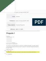 EVALUACION INICIAL ADMINISTRACION DE PROCESOS 2