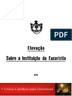 Elevação_Sobre a Instituição Da Eucaristia