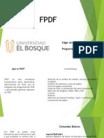 Presentación FPDF