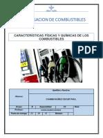 INVESTIGACION DE COMBUSTIBLES