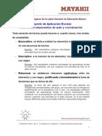 Principios Pedagógicos Labor Docente Criterios PAE