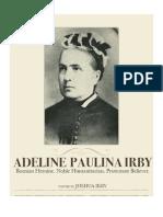 Adeline Paulina Irby