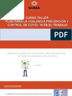 Curso taller- Plan Vigilancia prevención  COVID-19 Versión 2-convertido.pptx