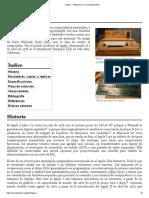 Apple I - Wikipedia, la enciclopedia libre