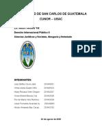 Los Juicios de Núremberg-Derecho Int. Público