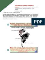 LA PREHISTORIA EN LOS ANDES PERUANOS CLASE Y ACTIVIDAD