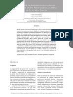 Articulo - Control de movimiento en presas con DGPS