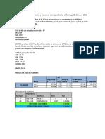 Informe de producciòn y consumo Mayo 15 de 2014