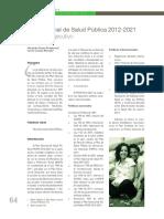 2. Plan-Decenal-de-Salud-Publica-2012-2021-Resumen-ejecutivo