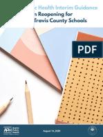 Austin Public Health School Guidance V15 (Hyperlinks)