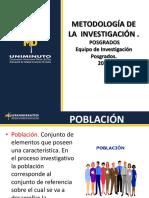 POBLACIÓN Y CÁLCULO DE LA MUESTRA.ppt