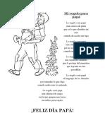 POESIA A PAPÁ