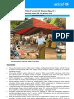 C'ôte d'Ivoire Situation Report January 2011
