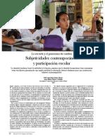 Subjetividades contemporáneas_Participación Escolar - Idep