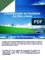 6 - recuperação da qualidade de vida urbana