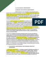 Chapter 7. Principles of Behavioral Assessment