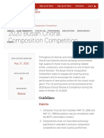 5:31 - 2020 Busan Choral Composition Competition - American Composers Forum