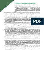 EJERCICIOS PROPUESTOS - ACTIVIDAD 4 - FISICA 2 - TEMPERATURA