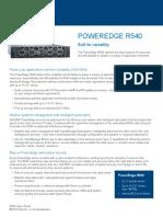 PowerEdge-R540-Spec-Sheet