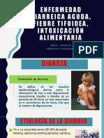 5. EDA, FIEBRE TIFOIDEA E INTOXICACION ALIMENTARIA