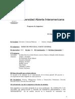 24- Derecho Procesal Parte General 2013