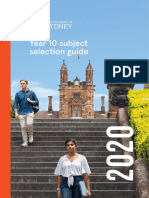 usyd-year-10-guide-2020