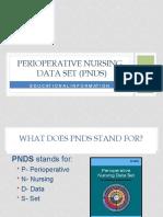 PNDS AORN-converted