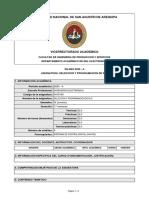 SILABO-SELECCION Y PROGRAMACION DE PLC (2020-A)