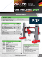 PL 2019 Core Drilling Special B-Series