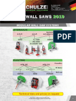 PL 2019 Wall Saws