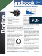 bodine_handbook_supplement_pmdc