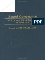 Sound Governance--Policy & Administrative Innovations-----Ali Farazmand----2004 (1).pdf