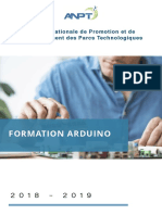 Training Catalogue - Aduino