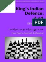 Geller Efim - King's Indian Defence, 1980-OCR, Batsford, 178p.pdf
