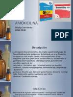 AMOXICILINA Ped