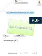 Le droit social.pdf · version 1
