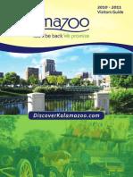 Kalamazoo County Visitors Guide 2010-2011-provided by the Veenstra Team REALTORS