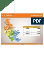 Regionalización - Mapa del Conurbano Bonaerense