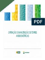 MANUTENÇÃO DE TORRES ANEMOMÉTRICAS