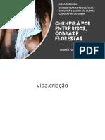 CURUPIRÁ POR ENTRE RISOS, COBRAS E FLORESTAS