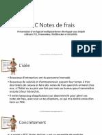 POC Notes de frais