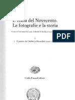 De Luna e D'Autilia (2005) - Le Fotografie e La Storia. Vol. I.1. Il Potere Da Giolitti a Mussolini (1900-1945)