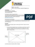 EDUC. PLASTICA 2do C - Actividad 10